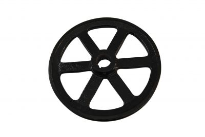 "Land Pride Finish Mower 10"" Idler Pulley"