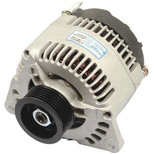 70 Amp Alternator for Ford/New Holland Models 5640, 7740, 8340 and More