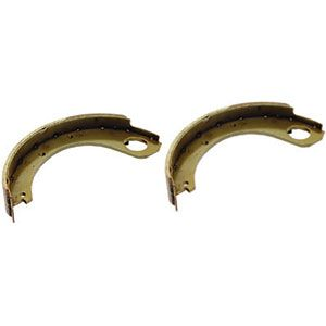 Bonded Brake Shoe (Set of 2)