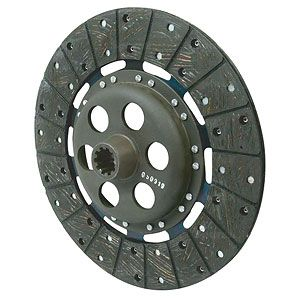 "12"", 10 Spline Clutch Disc for Massey Ferguson 155, 250, 290 and More"