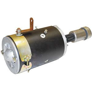 12 Volt Starter with Drive for Ford (1939-1964) Models 9N, 2N and 8N