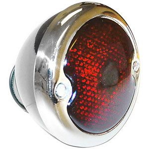 6 Volt Duolamp Tail Light Assembly for Ford (1939-1964) Models 9N, 2N and 8N