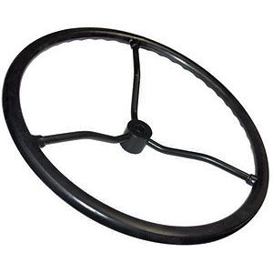 3 Spoke Splined Steering Wheel for Ford (1939-1964) Models 8N, NAA, 800 and More