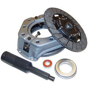 """9"""" Clutch Kit (10 Spline) for Ford (1939-1964) Models 9N, NAA, 700, Golden Jubilee and More"""