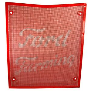 Farming Grill Screen for Ford (1939-1964) Models 9N, 2N and 8N