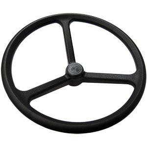 "Steering Wheel (15"" Splined) for Allis Chalmers 5045 and 5050, John Deere 310C Backhoe Loader, Longer 2310 and More"
