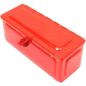 Toolbox for Allis Chalmers, Ford (1939-1964), International/Farmall, John Deere Tractors and More