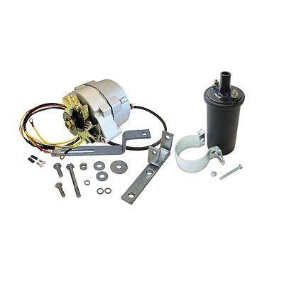 Alternator Conversion Kit for Ford (1939-1964) 501, 700, 4030 and More