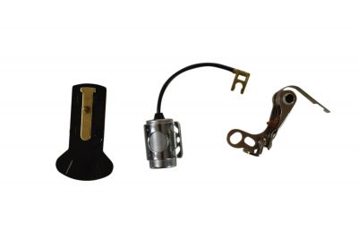 Autolite Ignition Kit With Rotor for Avery, Case, Cockshutt, Massey Ferguson Tractors and More