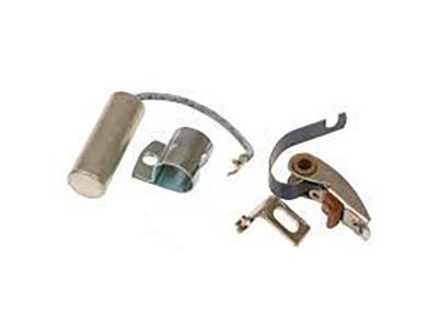 Ignition Kit for International/Farmall Models AV, BN, HV, MV, 140 and More with Horizontal Distributors