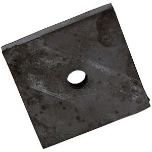 Radiator Square Mounting Pad for Allis Chalmers, Case, Ford (1939-1964), Massey Harris Tractors and More