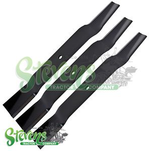 "48"" Big Bee Finishing Mower Blade  (Set of 3)"