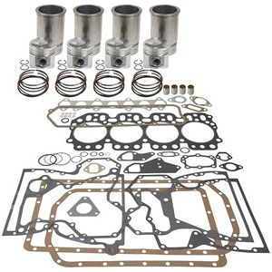 Basic Engine Overhaul Kit for Allis Chalmers WC, WD, WF and W25 Power Unit