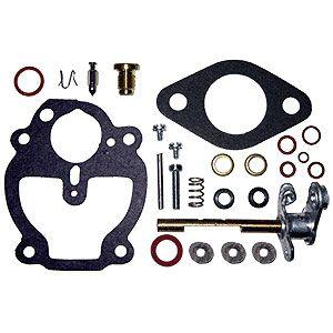 Basic Zenith Carburetor Repair Kit for International/Farmall Models A, B, Super AV and More