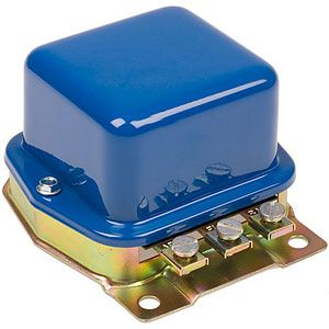 12 Volt Voltage Regulator for Ford (1939-1964) Models NAA, 600, 4030 and More