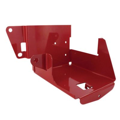 Battery Box - Ford Red