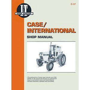 I&T Shop Manual C-37 (Case International)