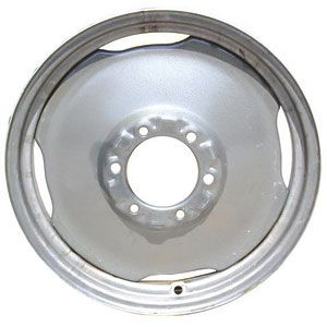 3 X 19 Front Wheel - With Small Center Hole