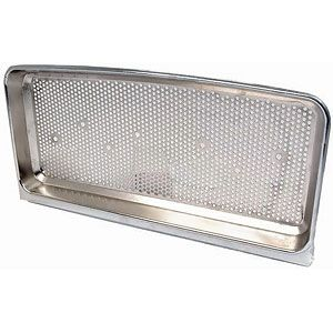 Aluminum Upper Grill Panel for Ford/New Holland Models 2000 - 3 Cyl, 3000, 4000 - 3 Cyl and 5000