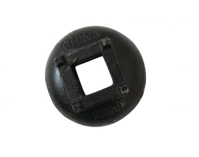 "Disc Bearing End Washer -  1"" Square Hole"