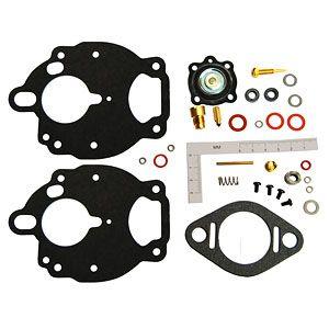 Economy Zenith Carburetor Repair Kit for Ford/New Holland, John Deere and Massey Ferguson Tractors