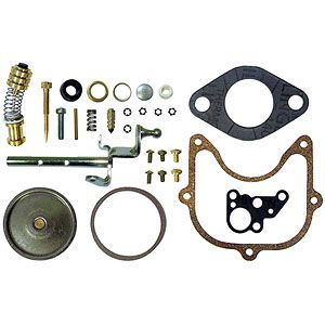 Economy Carburetor Repair Kit for Ford/New Holland Models 2610, 3610, 4610 and More