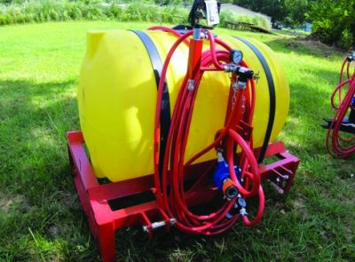 150 Gallon Deluxe Sprayer