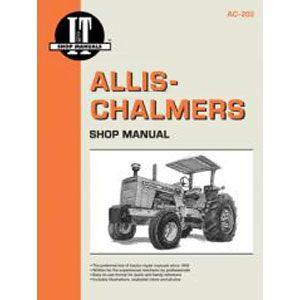 Repair Manual - Allis Chalmers D19, D21, 180 - 220, 7000 -7080