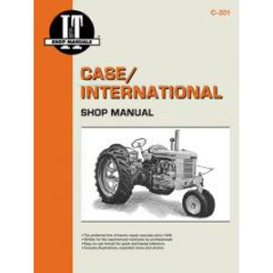 I&T Repair Manual C201 (Case Collection Series)