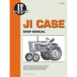 I&T Repair Manual C202 (Case Collection Series)