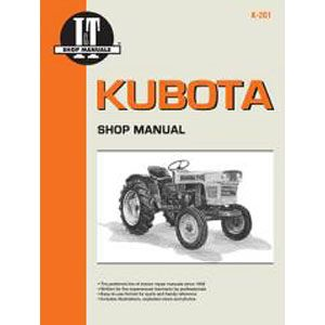 Repair/Shop Manual (Kubota B & L Series)