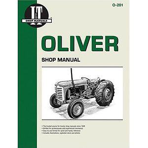I & T Shop Repair Manual - Oliver