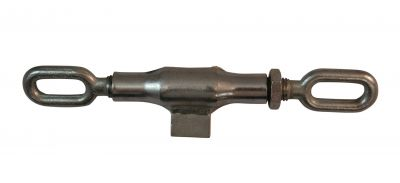 """Stabilizer Turnbuckle Assembly (10-7/8"""" to 14-9/16"""") for Most Compact Diesel Tractors"""
