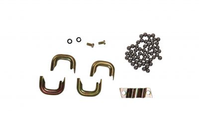 Steering Ball & Tube Kit for Allis Chalmers, Bolens, Ford/New Holland, Yanmar and Most Compact Tractors