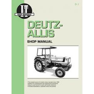 Deutz I&T Shop Manual - 6240, 6250, 6260, 6265, 6275