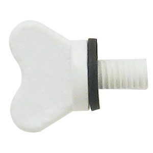 Fuel Filter Drain Plug for Allis Chalmers, Ford, International/Farmall, Long Tractors and More