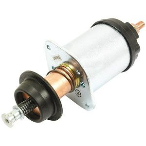 3 Terminal Starter Solenoid for Ford/New Holland Models 2310, 3610, 5700 and More
