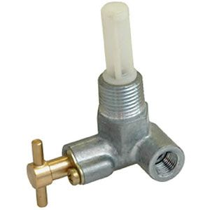 Fuel Tap / Shut Off Valve (Threads Into Tank) for Ford/New Holland Models 2610, 3910, 5000 and More