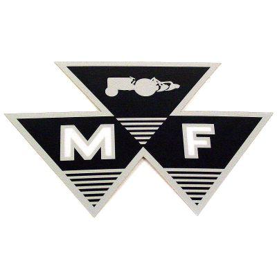 "6"" Triple Triangle Decal (MF Models)"