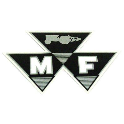 "4"" Triple Triangle Logo (MF Models)"