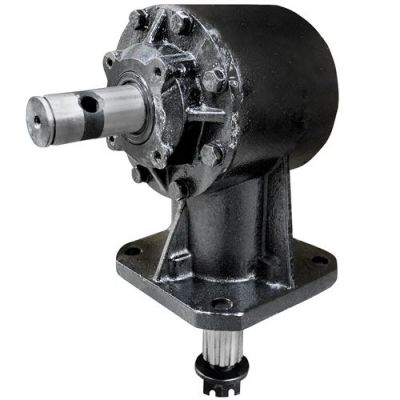 "40HP Gearbox with 1-3/8"" Smooth Input Shaft"