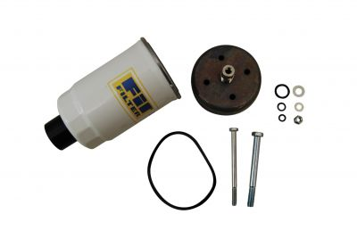 Fuel Filter Adapter with Filter