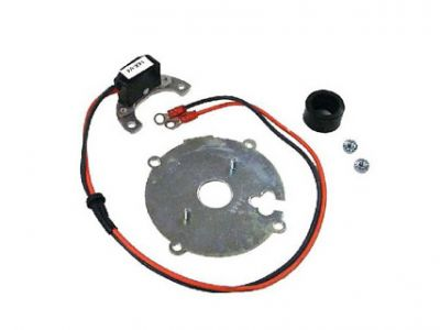 Electronic Ignition Conversion Kit For 6 Cyl Models Using Delco Screw Held Cap