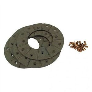 Brake Disc Lining Kit for Fordson Super Major