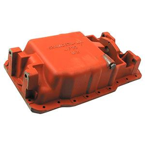 Cast Iron Oil Pan (4 Cylinder) for Ford/New Holland Models 5000, 6700, 7700 and More