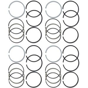 """Piston Ring Set - Standard 3-7/16"""" Size - For NAA thru 2000 Gas Models with 134 CID Engine"""