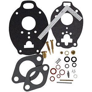 Economy Carburetor Kit for Allis Chalmers, Case, Ford, International, John Deere Tractors and More