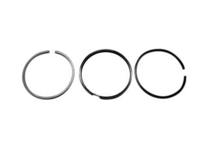 Engine Piston Ring Set - For One Piston - For Hinomoto E1802, E1804, Massey 1020 Tractors