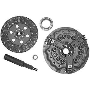 "11"" Double Clutch Kit (10 Spline Rigid Disc) for Ford/New Holland 2310, 3610 and More"