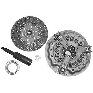 "11"" Double Clutch Kit  (15 Spline Rigid Disc) for Ford/New Holland 2600, 3600 and More"